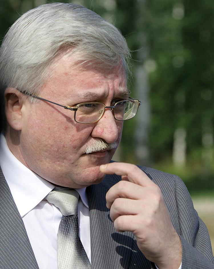 Игорь Ашурбейли, гендиректор объединения «Алмаз» (в 2000-11 годах). Фото ТАСС/ Марина Лысцева