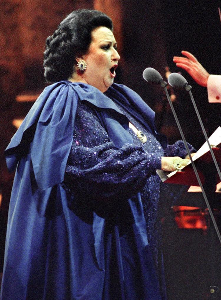 Всего в репертуаре каталонской оперной дивы более 80 ролей и около 800 камерных произведений