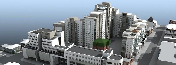 На сайте ЦИАН квартиры продают, утверждают, что срок сдачи - 2019 год. Осталось всего 2 квартиры.