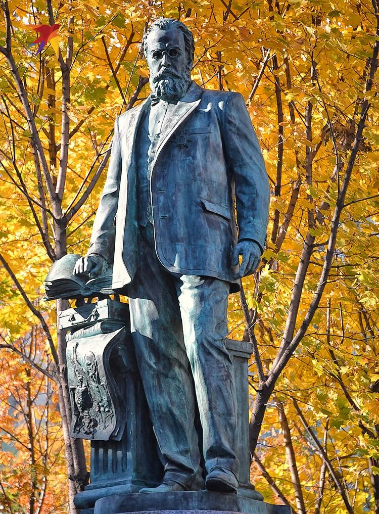 Открытие памятника приурочили к празднованиям 260-летия Сеченовского университета, первым ректором которого был Склифосовский.