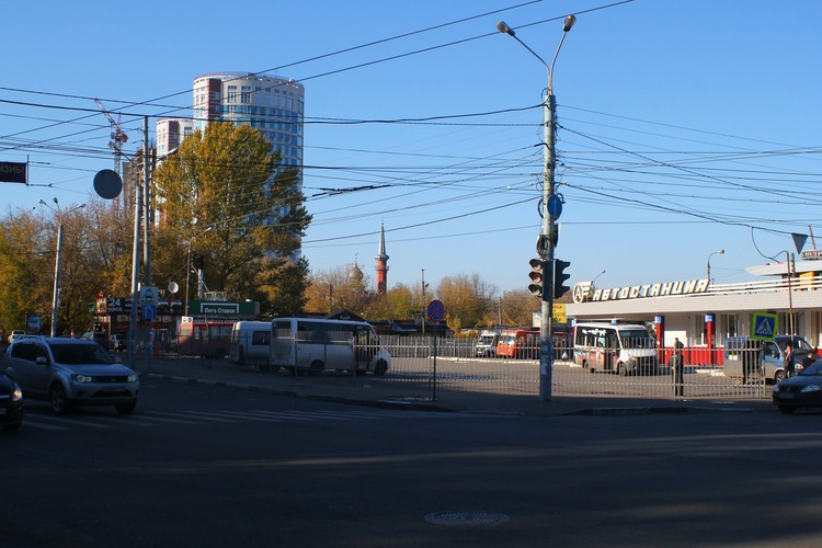 """Один из выходов станции """"Сенная"""" будет недалеко от автостанции"""