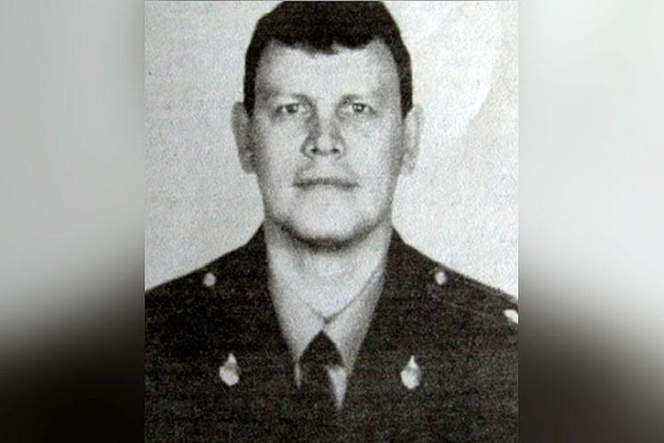 Известный милиционер Юрий Онищук возглавлял группу по задержанию особо опасного преступника
