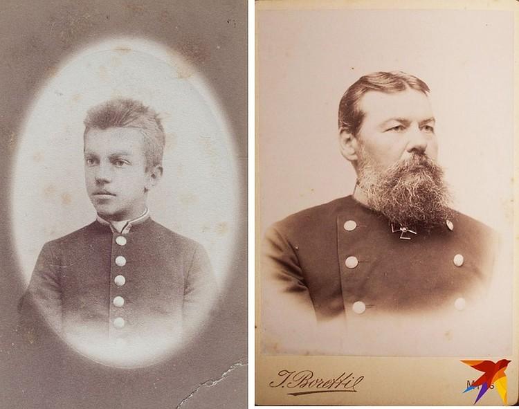 Это снимки из ателье братьев Боретти.