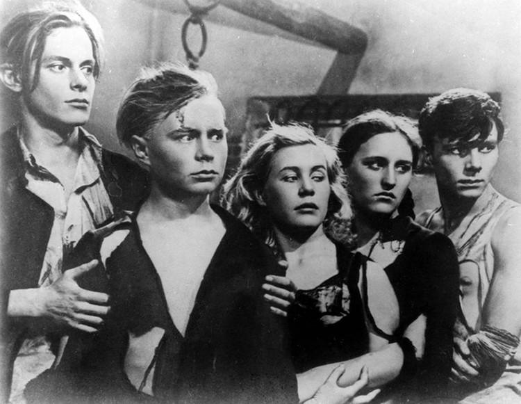 «Молодая гвардия».