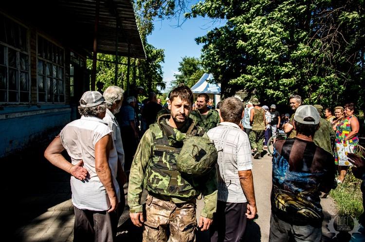 Ужасы той трагедии стали потихоньку стираться из памяти большинства. Фото: архив Алексея Смирнова.