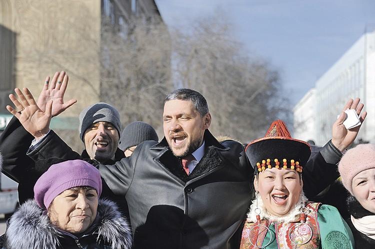 Осипов обещает вывести Забайкалье из депрессии.