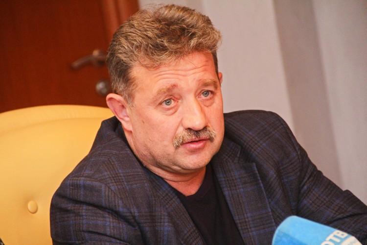 Заместитель исполнительного директора ПАО «ДЭК» Виталий Правило