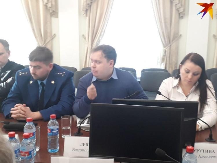 Владимир Лешуков предложил отдавать объекты культурного наследия бизнесменам