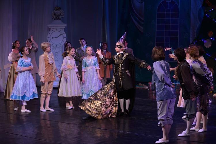 В Царицынской опере - легендарный балет Чайковского «Щелкунчик». Фото: Царицынская опера.