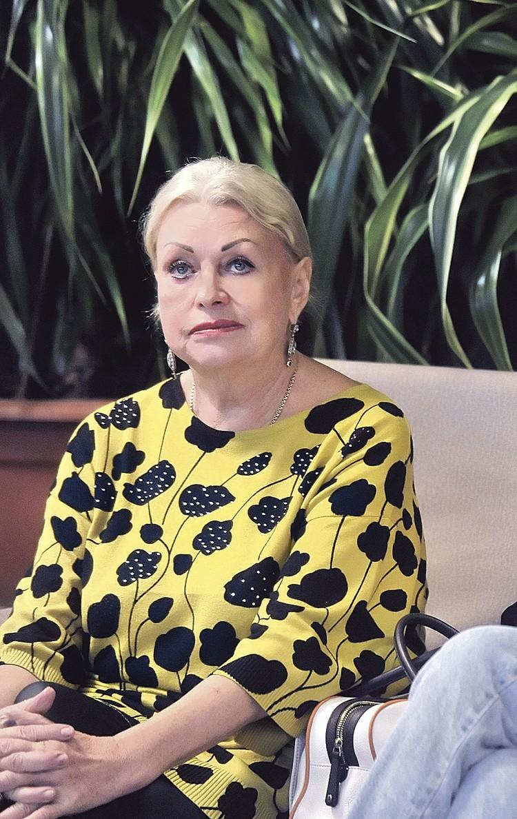 Людмила Поргина боролась за жизнь и здоровье мужа 13 лет