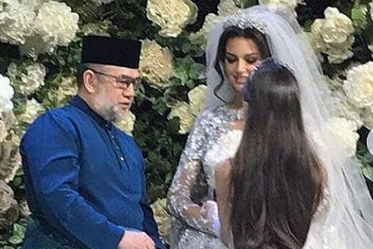 Роскошная свадьба состоялась в престижном комплексе на Рублевском шоссе