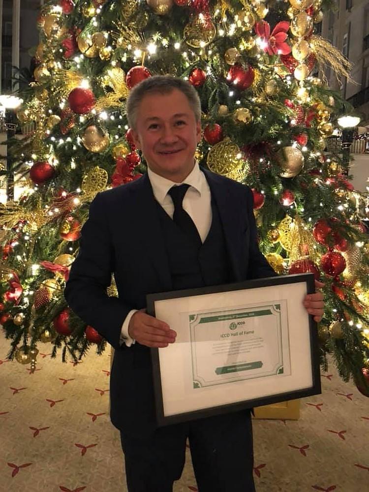 Андрей Баранников около 20 лет является главой одного из крупнейших в Восточной Европе коммуникационных агентств SPN Communications