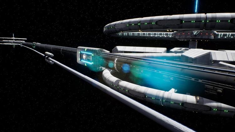 Общепланетарное транспортное средство позволит вывести в космос промышленное производство