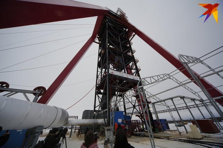 На полную мощность горно-обогатительный комбинат выйдет в 2025 году – практически всю продукцию собираются продавать в Китай. Фото предоставлено пресс-службой «Славкалий».