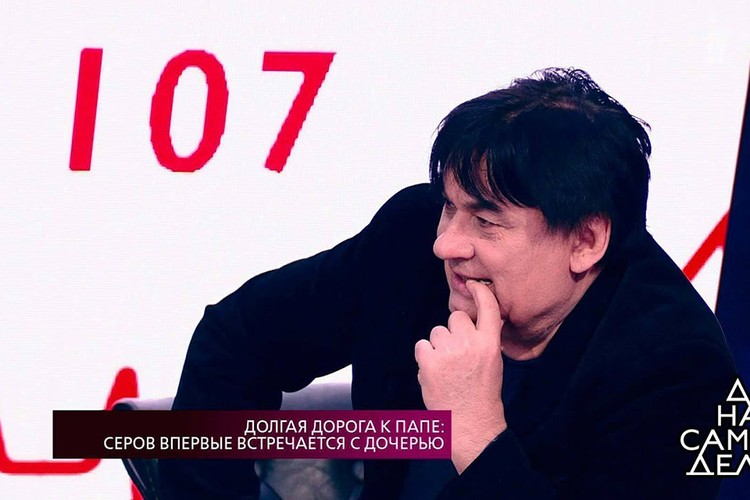 Александр Серов за этот год побывал на всех ток-шоу.