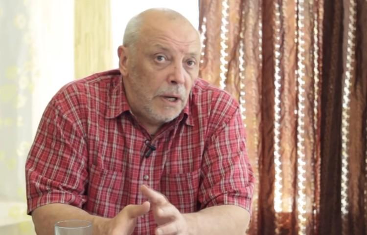 Глава Пресс-службы Украинской Православной Церкви Василий Анисимов.
