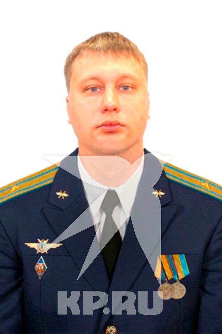 Фото из досье. Алексей Овсянников