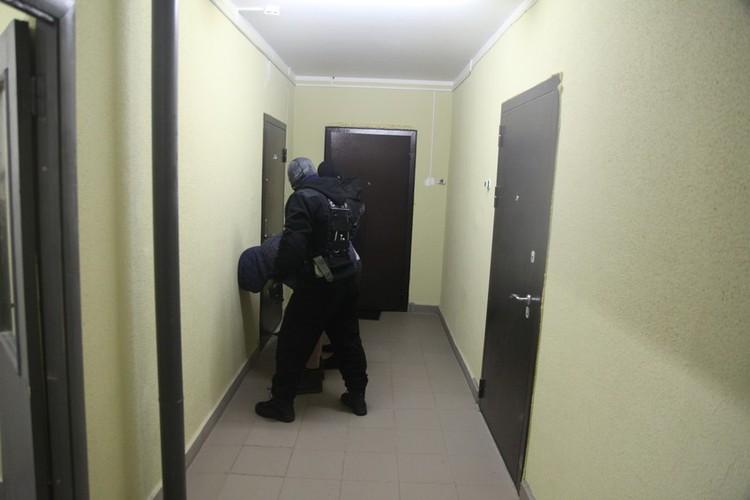 У задержанного мужчины есть жена и двое детей. Фото: СУ СКР по Оренбургской области