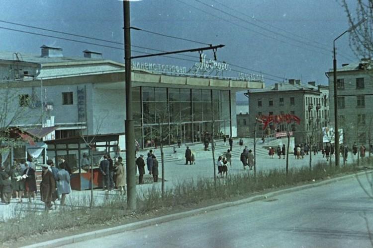 Кинотеатр «Москова». Фото: «Кишиневцы»/facebook
