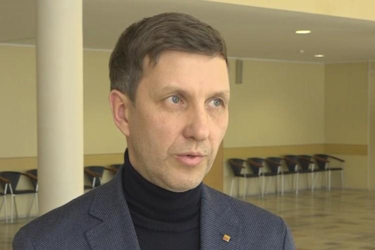 Директор по персоналу «Распадской угольной компании» Андрей Чирыкин
