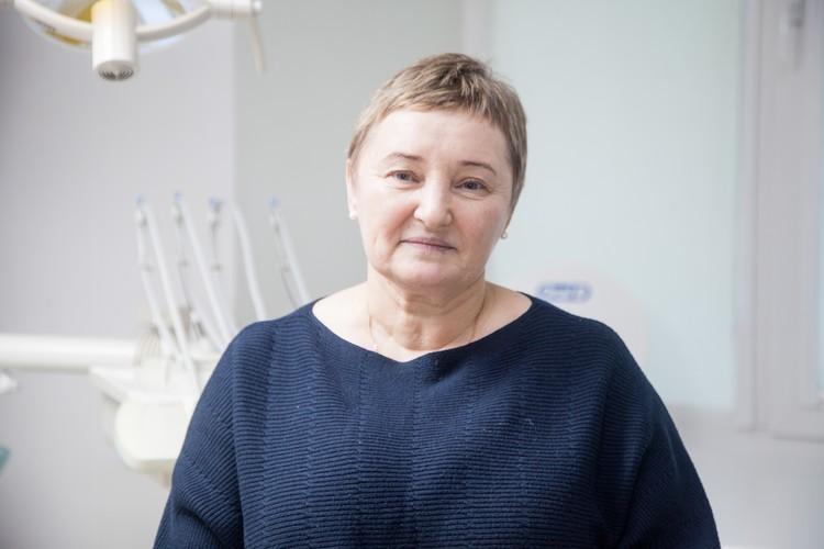 Галина, пациент.