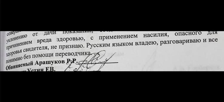 Сенатор не просил предоставить ему переводчика. Фото: Фейсбук Анна Ставицкой