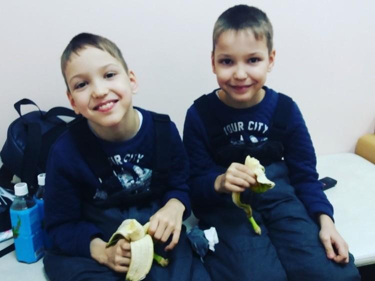 У двойняшек детский церебральный паралич. Фото: Наталья Загуменная.