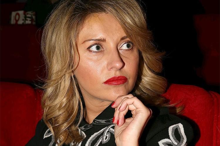 Башаров несколько лет назад также жестоко избил предшественницу Шевырковой актрису Екатерину Архарову