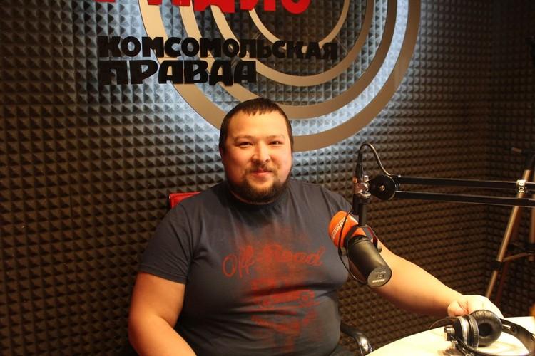 Николай Пак рассказал о современной робототехнике.