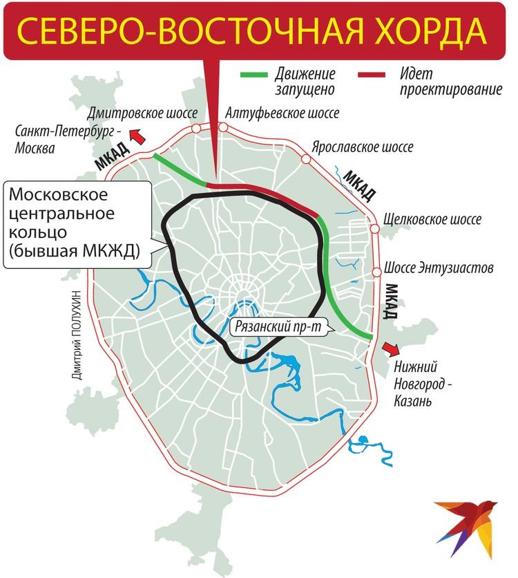 От Щелковского до Открытого шоссе появится еще один участок
