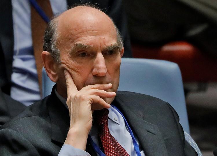 Пранкеры в течение двух недель общались со спецпредставителем США по Венесуэле Эллиотом Абрамсом