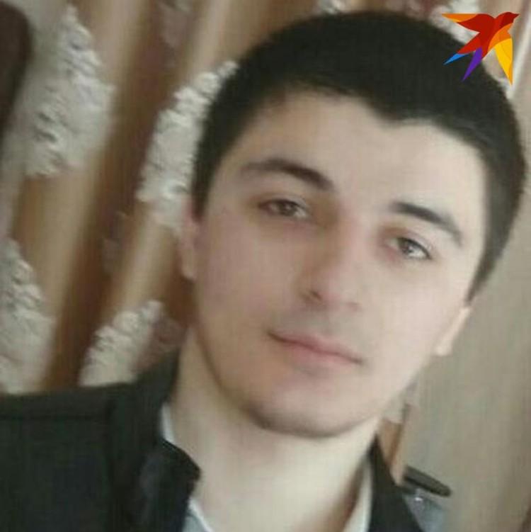 21-летний Хидирнеби Казуев.