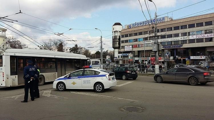 Общественный транспорт 16 марта будет ходить по улицам Киевская, Шмидта, Пролетарская, Кавказская, Караимская.