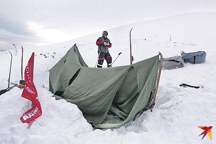 На перевал Дятлова отправилась экспедиция журналистов «Комсомолки», телеканала «Россия 1», экспертов и сотрудников прокуратуры.