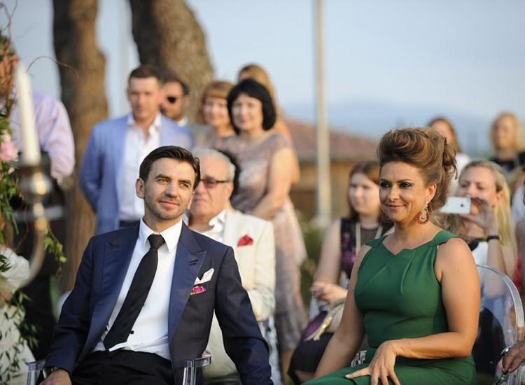 Когда Абызовы женили старшего сына, на свадьбе Даниэля в Италии три дня гулял весь бомонд