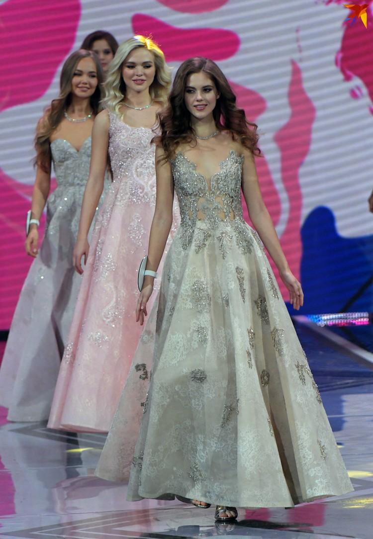 На самый престижный конкурс красоты в России достаточно сложно попасть