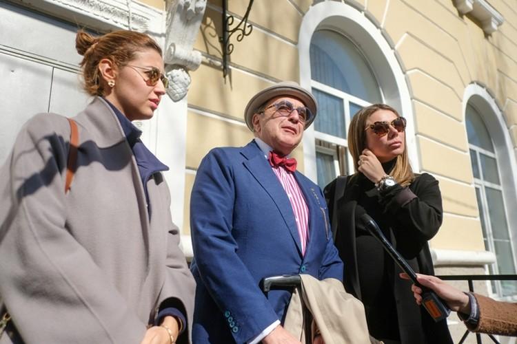 Адвокаты Алисы Казьминой довольны промежуточным результатом.