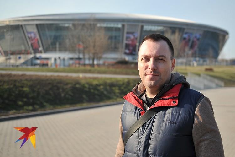 Александр Воскобойников в свое время посидел в плену у националистов из украинского батальона «Днепр-1».