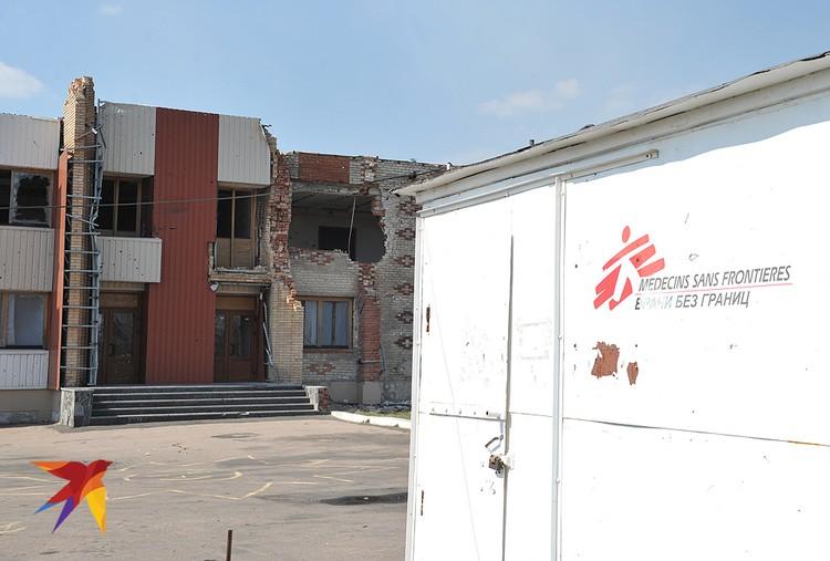 Благотворительные организации помогли с ремонтом социально-значимых объектов.