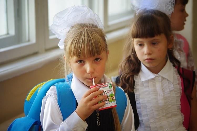 Предприниматель поставляла молочку в школы и детсады\ФОТО: Евгения ГУСЕВА
