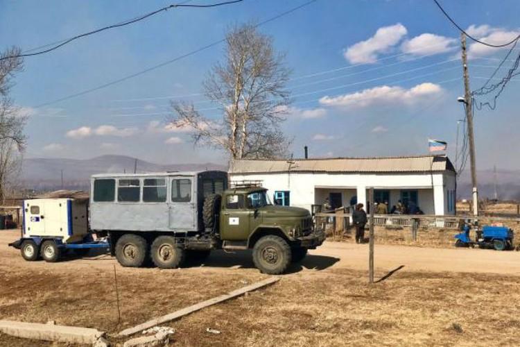 Фото: правительство Забайкальского края.