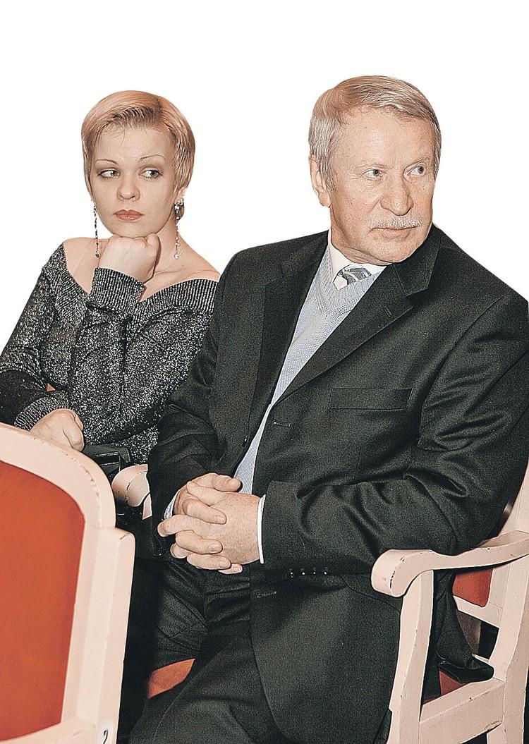 В браке с Натальей Вяль Иван Иванович прожил почти 10 лет. И снова собирается на ней жениться!
