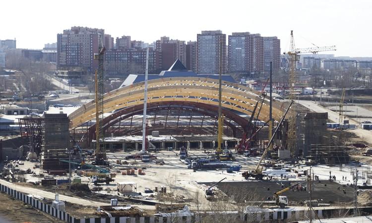 Строительство должно быть завершено к 1 марта 2020 года