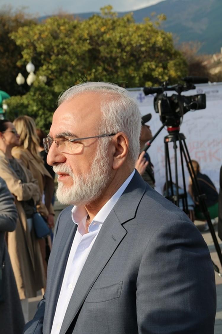Иван Саввиди: Надеюсь, четвертый фестиваль станет международным.