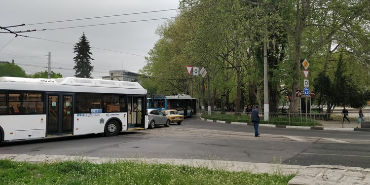 9 мая движение в городе тоже ограничат.
