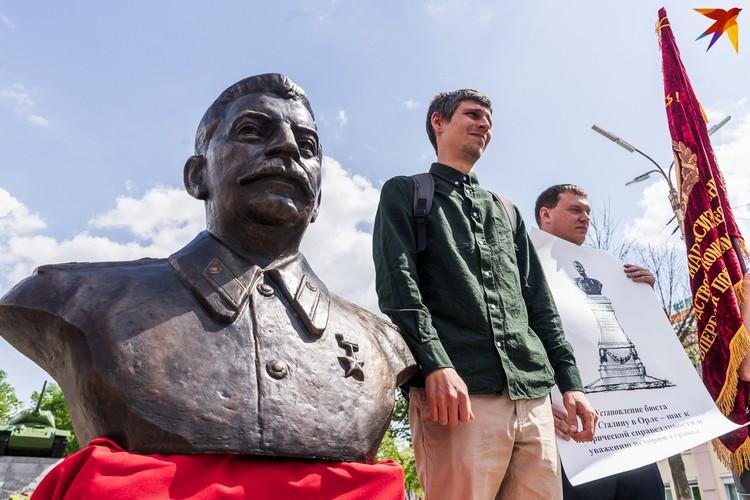 Нужен ли Орлу памятник Сталину?