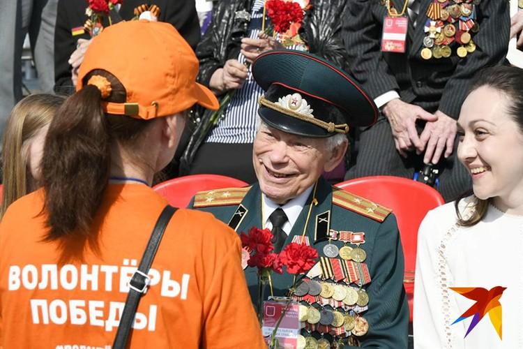 Для ветеранов 9 мая - безусловно, главный день в году, Тула