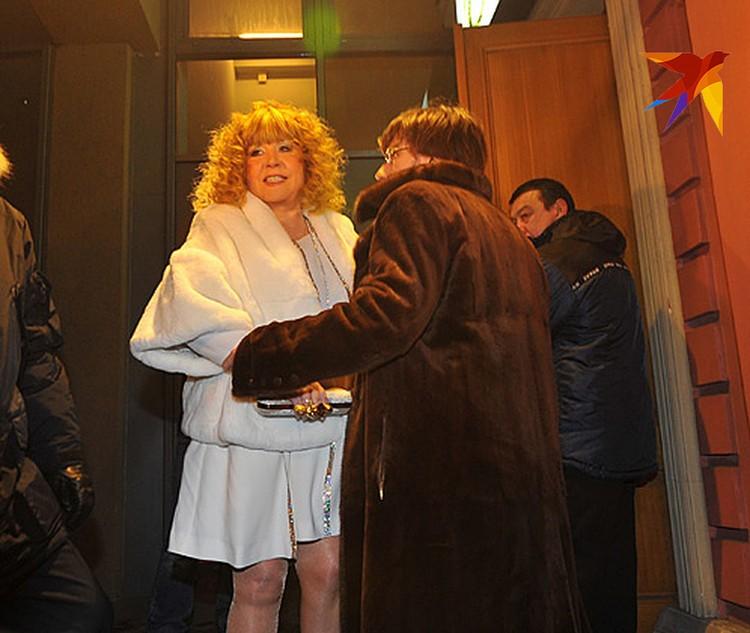 Алла Пугачева второй раз вступила в церковный брак с Максимом Галкиным