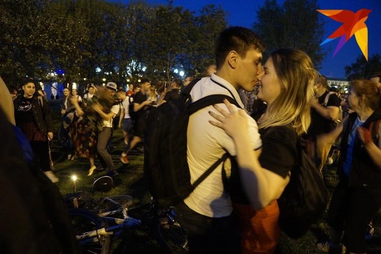 Местами даже было романтично