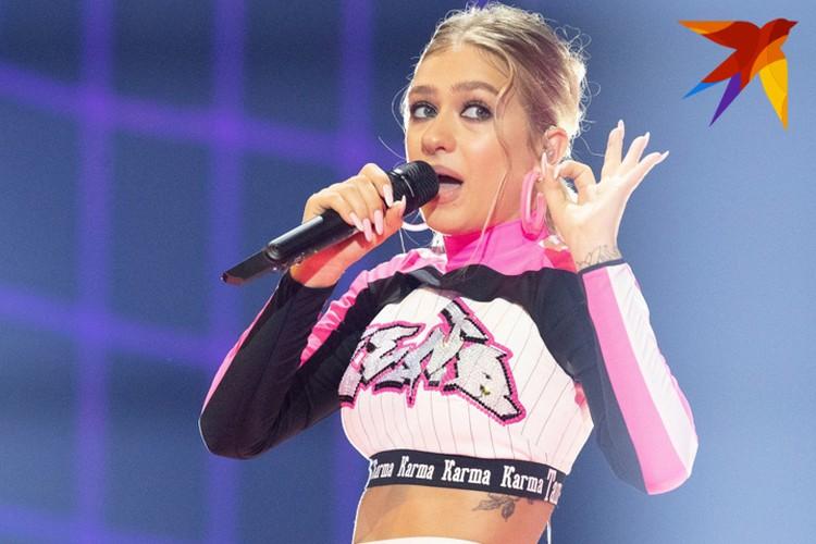 ZENA довольна своим выступлением. Фото: eurovision.tv